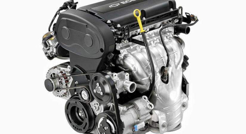 Engine Chevrolet F16D4