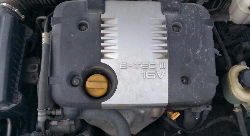 Engine Chevrolet F18D3