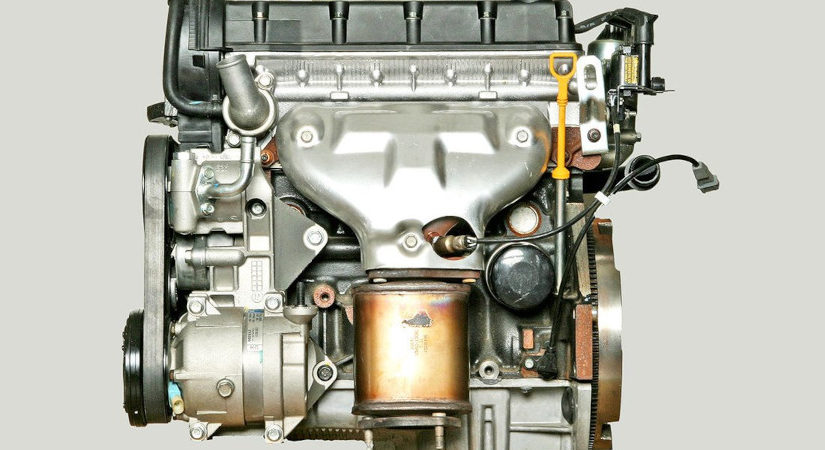 Engine GM F16D3