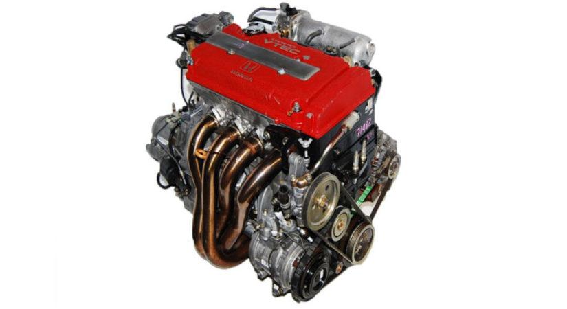 Engine Honda B16A/B16B