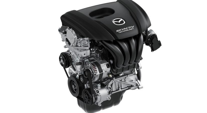 Engine Mazda SkyActiv-G 1.5