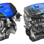 Engine Mazda SkyActiv-G 2.0