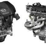 Engine Mazda SkyActiv-G 2.5