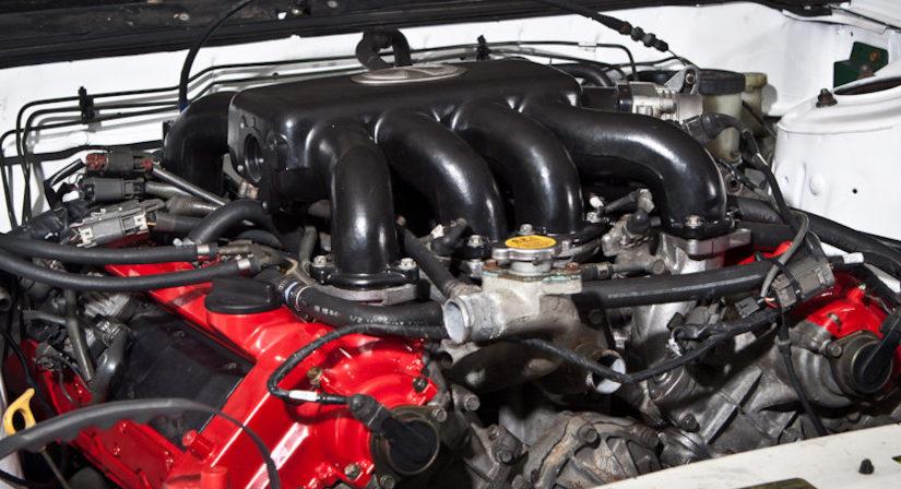 Engine Nissan VH45DE