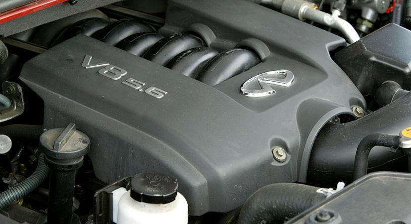 Engine Nissan VK56DE