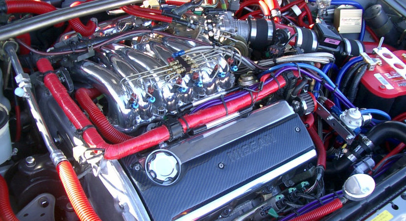 Engine Nissan VQ30DE