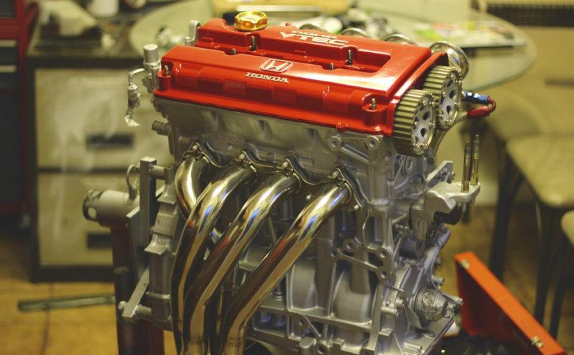 Engine Honda B18C / B18B