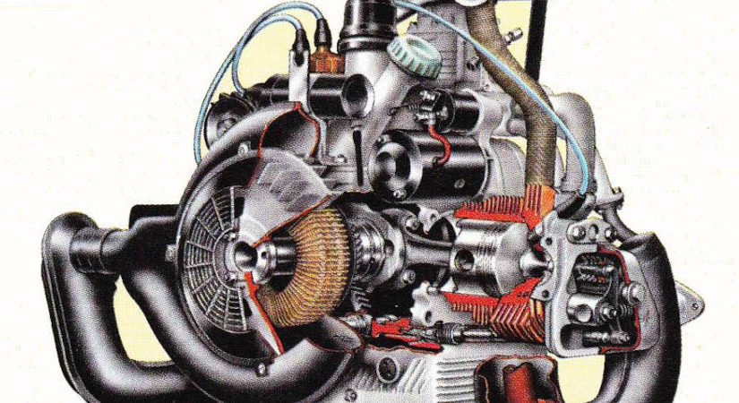 Engine DAF B85