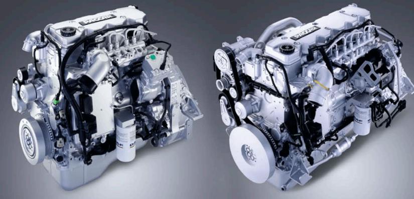 Engine DAF FR 152