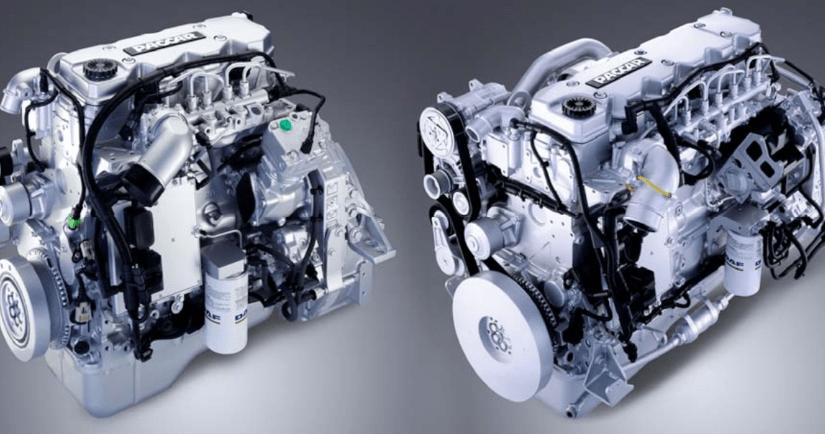 Engine DAF GR220