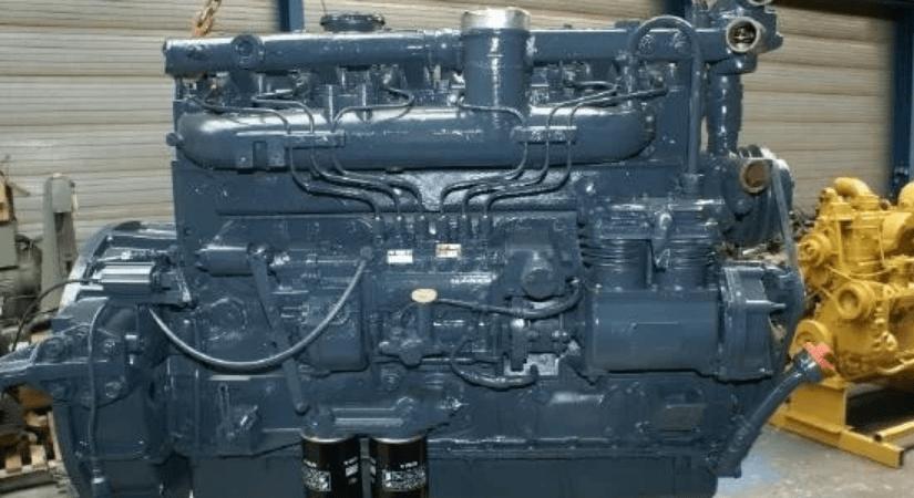 Engine DAF HS825