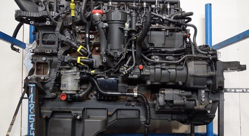 Engine DAF MX 375