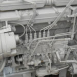 Engine DAF RS 200