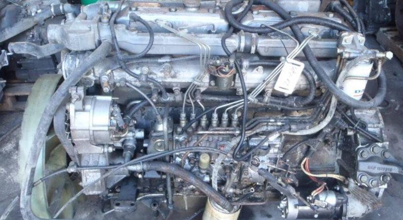 Engine DAF RS 222