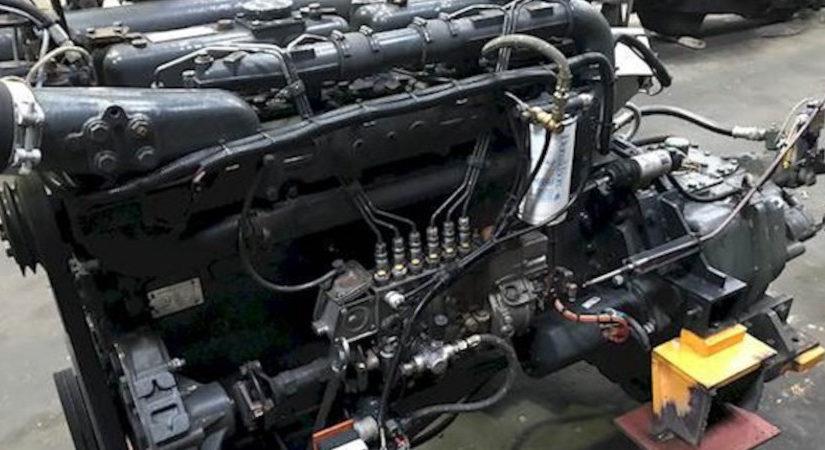 Engine DAF WS 242