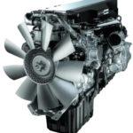 Engine DAF WS 282