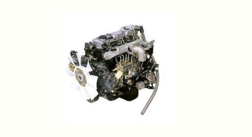 Engine Hyundai D4AF