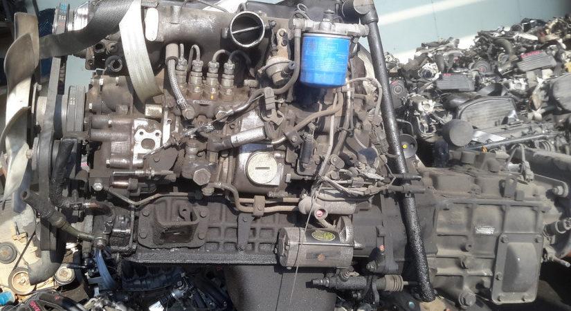 Engine Hyundai D4AL