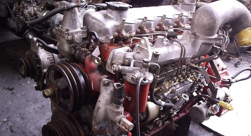 Engine Hyundai D6BR