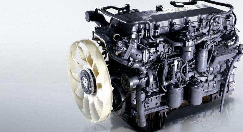 Engine Hyundai D6CC