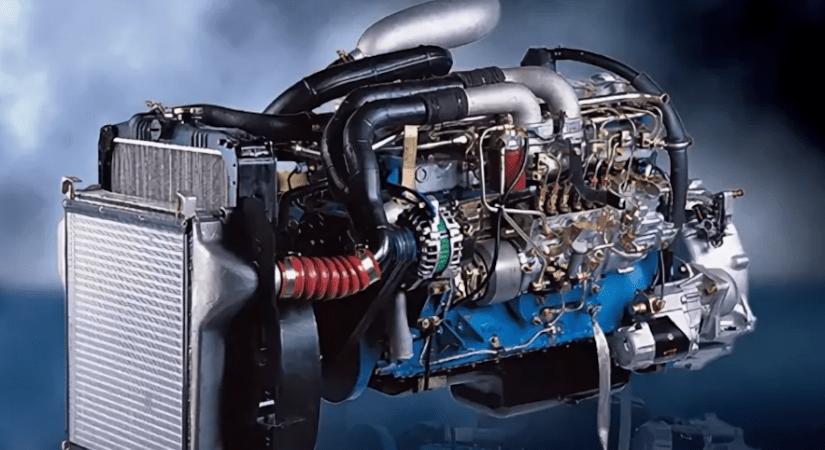 Engine Hyundai D6DA