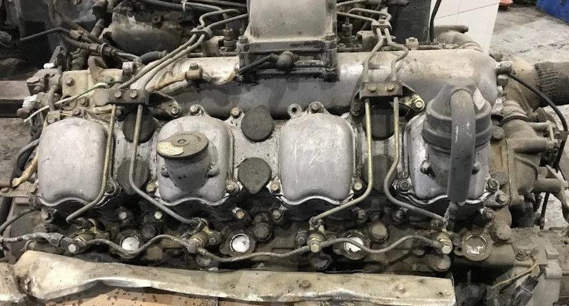 Engine Hyundai D8AY