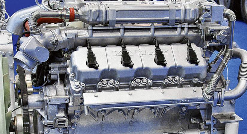Engine KamAZ 820