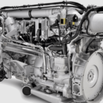 Engine MAN D2066