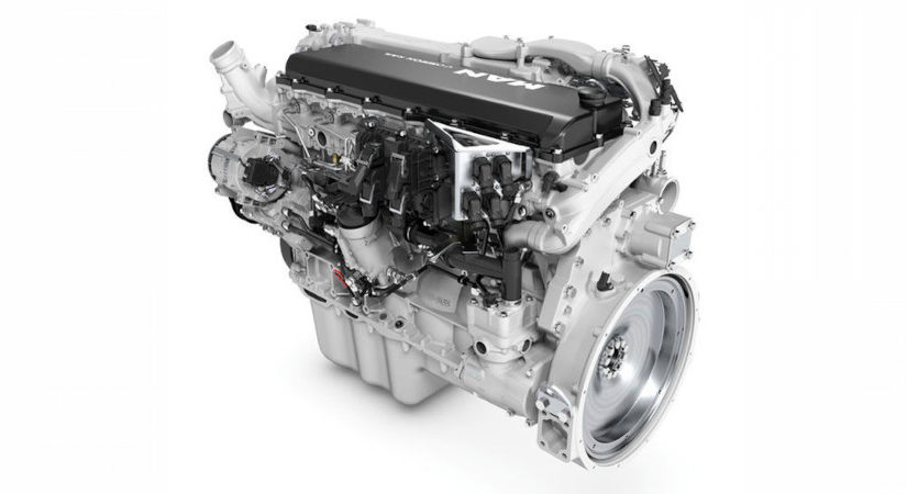 Engine MAN D2676