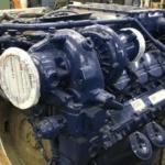Engine MAN D2840