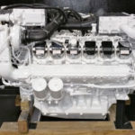 Engine MAN D2842