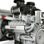 Engine MAN D2862