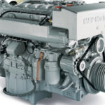 Engine MAN D2876
