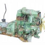 Engine Mercedes OM314