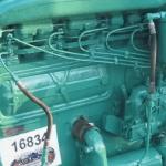 Engine Mercedes OM326