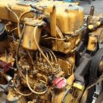 Engine Mercedes OM362