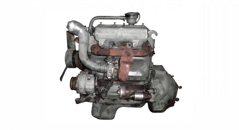 Engine Mercedes OM364