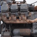 Engine Mercedes OM401