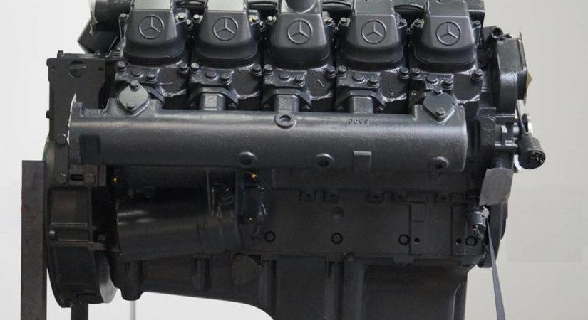 Engine Mercedes OM403