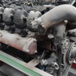 Engine Mersedes OM424