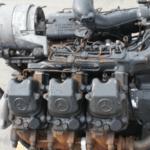 Engine Mercedes OM441