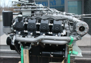 Mercedes OM442