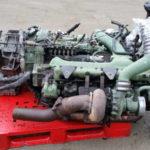 Engine Mercedes OM447