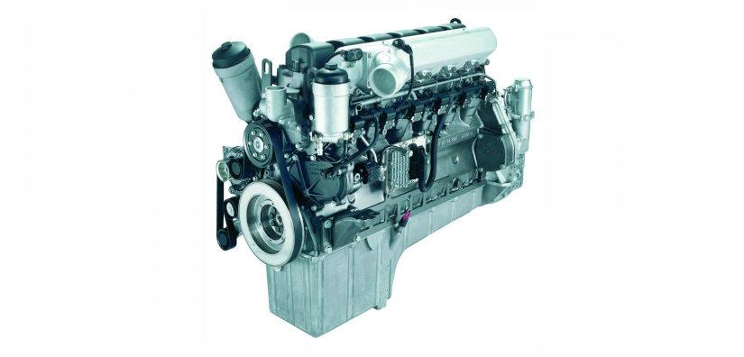 Engine Mercedes OM460LA