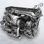 Engine Mercedes OM471
