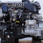 Engine Mercedes OM936