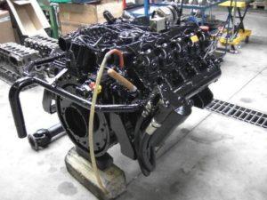 Mercedes OM403