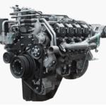 Engine Mercedes OM442