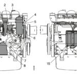 Engine Scania DC9