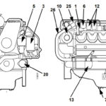 Engine Scania DC16